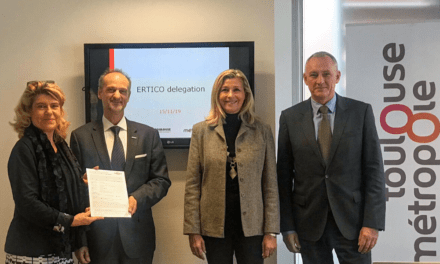 Smart mobility made in France: ERTICO meets Toulouse Metropole