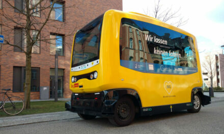 PTV software: Research project on automated public transport vehicles