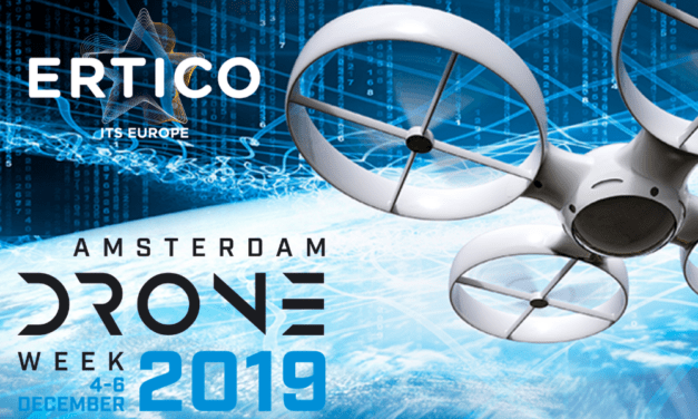 Flying high at Amsterdam Drone Week