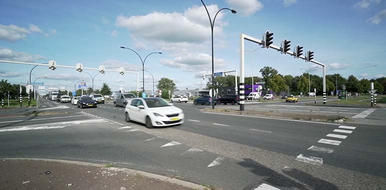 SWECO SIGNS UNIQUE CONTRACT FOR TRAFFIC MANAGEMENT