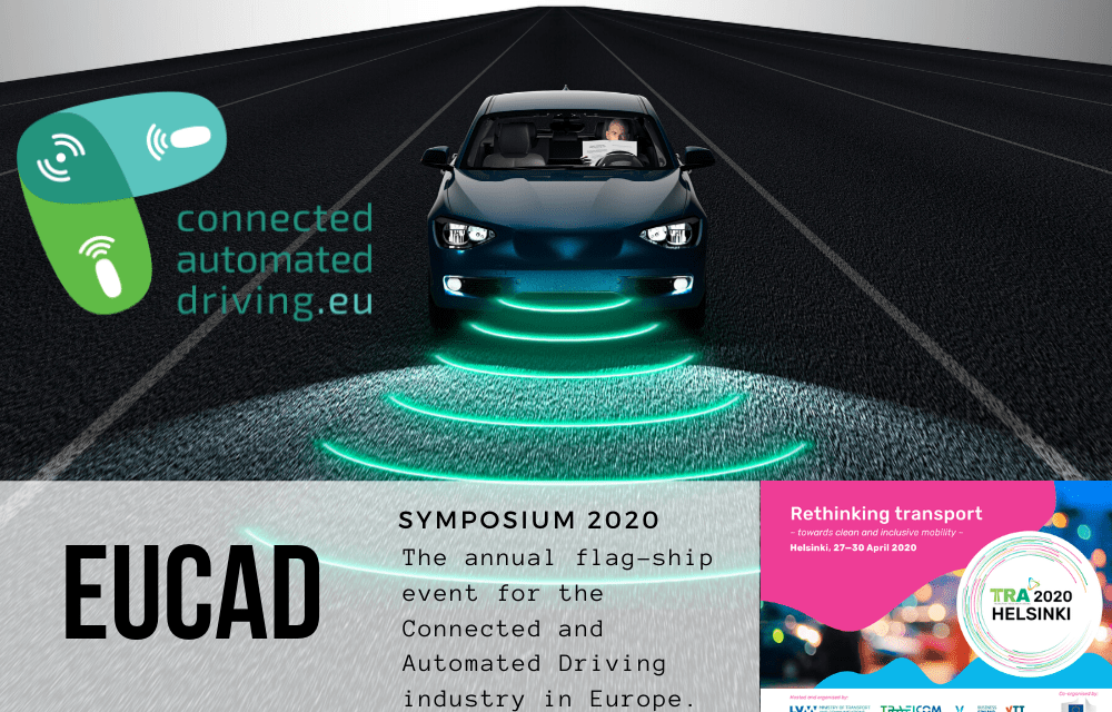 EUCAD2020 presents Innovation for Connected and Automated Driving in Europe