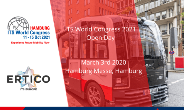 ITS World Congress 2021: Hamburg opens its doors on 3 March 2020