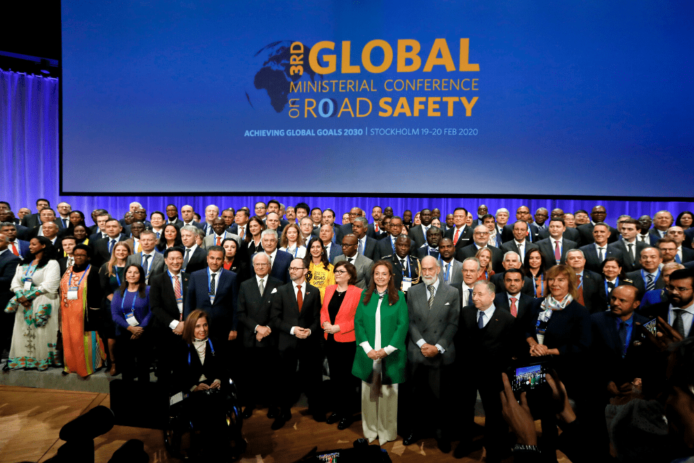 ERTICO joins global leaders in Stockholm to improve global road safety