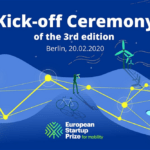 Bigger, faster, smarter: ERTICO supports the 2020 European Startup Prize for Mobility