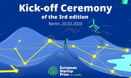 European Startup Prize for Mobility: don't miss the deadline!