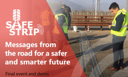 """Register now for the event """"Messages from the road a safer and smarter future"""""""