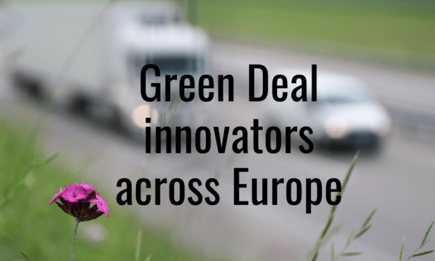 €350 million proposed to support Green Deal innovators across Europe