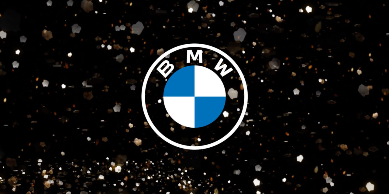 BMW introduces new brand design