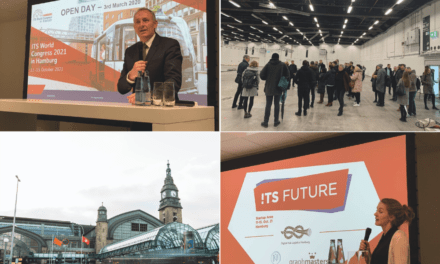 Hamburg, a role model for smart mobility in Europe