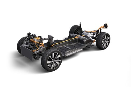 Volvo Cars inaugurates new battery assembly line in Ghent