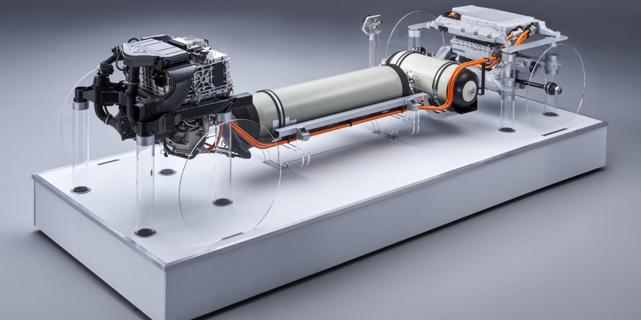 BMW Group reaffirms commitment to hydrogen fuel cell technology