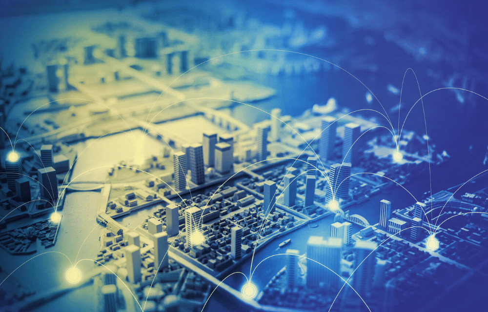 Smarter cities with IoT, connectivity and automation