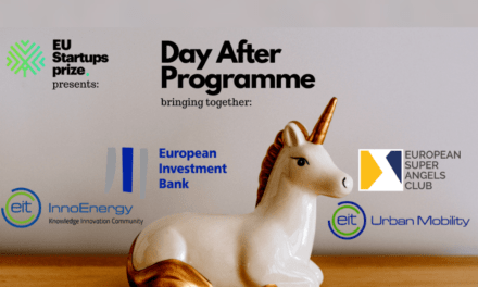 """EU Startup Prize launches the """"Day After Programme"""""""