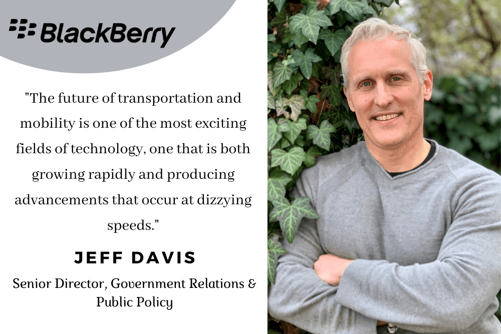 The Challenges of New Technologies to Safety and Security: Partner Blog by Jeff Davis of BlackBerry