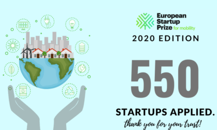 """EU Startup Prize for mobility: 550 startups applied for the """"Day After Programme"""""""