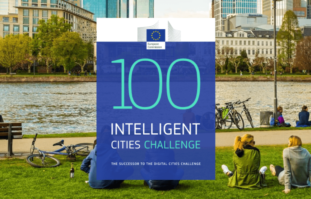 Create new opportunities for your city with the Intelligent Cities Challenge