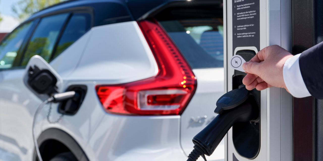 Volvo Cars enters partnership for Europe-wide charging service on all electric models