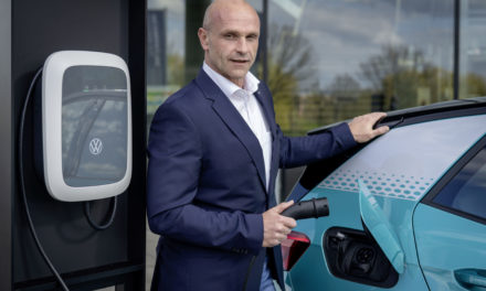 Volkswagen rolls out ID. Charger: Wallbox