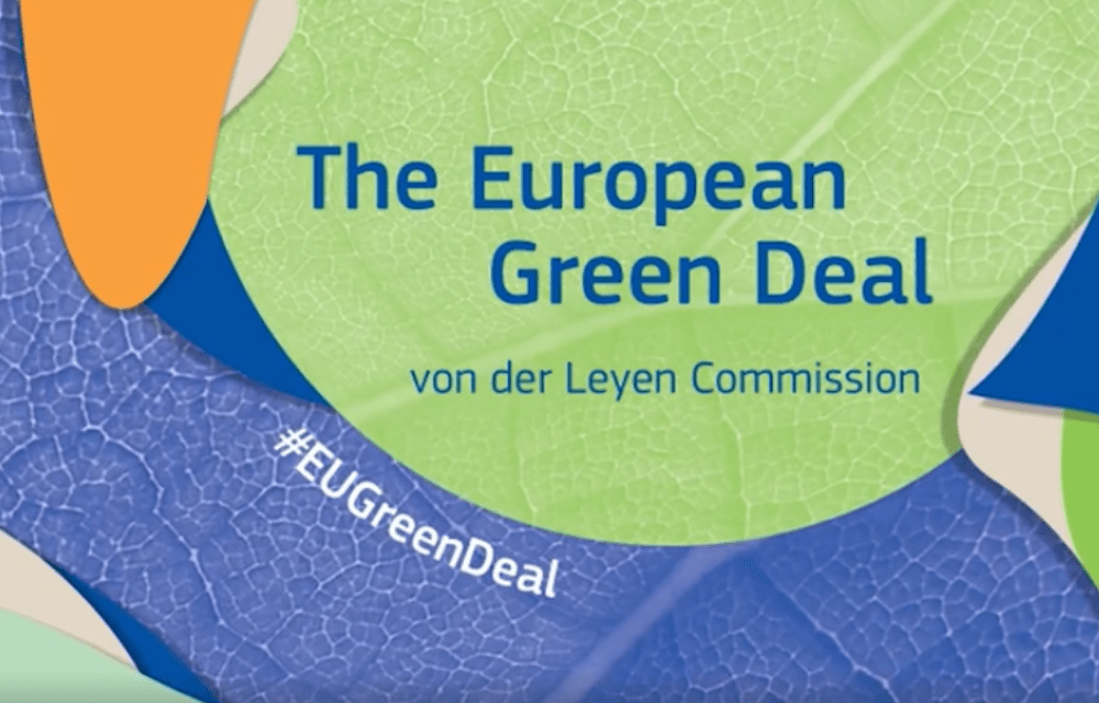 European Green Deal: help shape this call by 3 June 2020