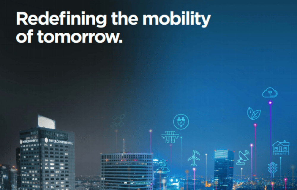 ERTICO releases 2020 Annual Review 'Redefining the Mobility of Tomorrow'