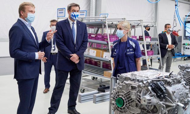 BMW Group steps up electromobility: E-drives for half a million electrified vehicles