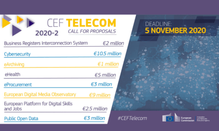 Funding is available to connect Europe digitally