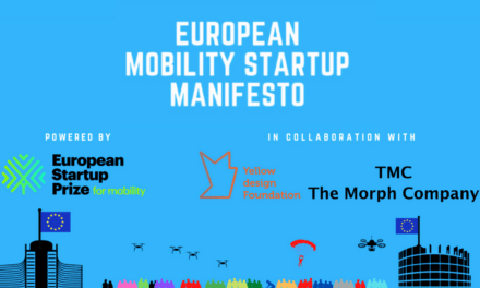 ERTICO supports the first European Mobility Startup Manifesto