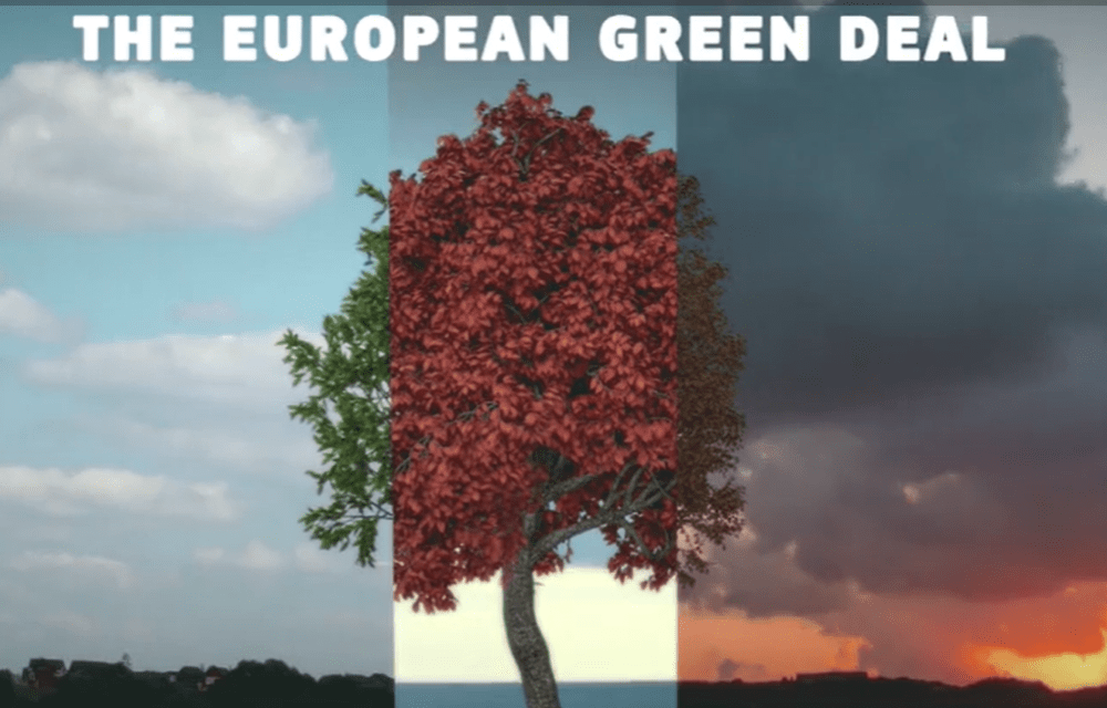 European Green Deal Call: €1 billion investment to boost the green and digital transition