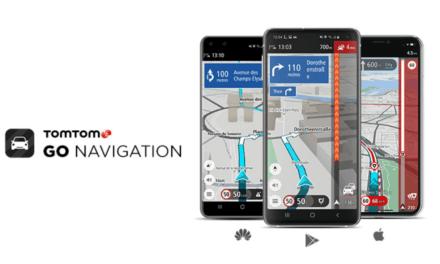 TomTom GO navigation app now available on all major app platforms