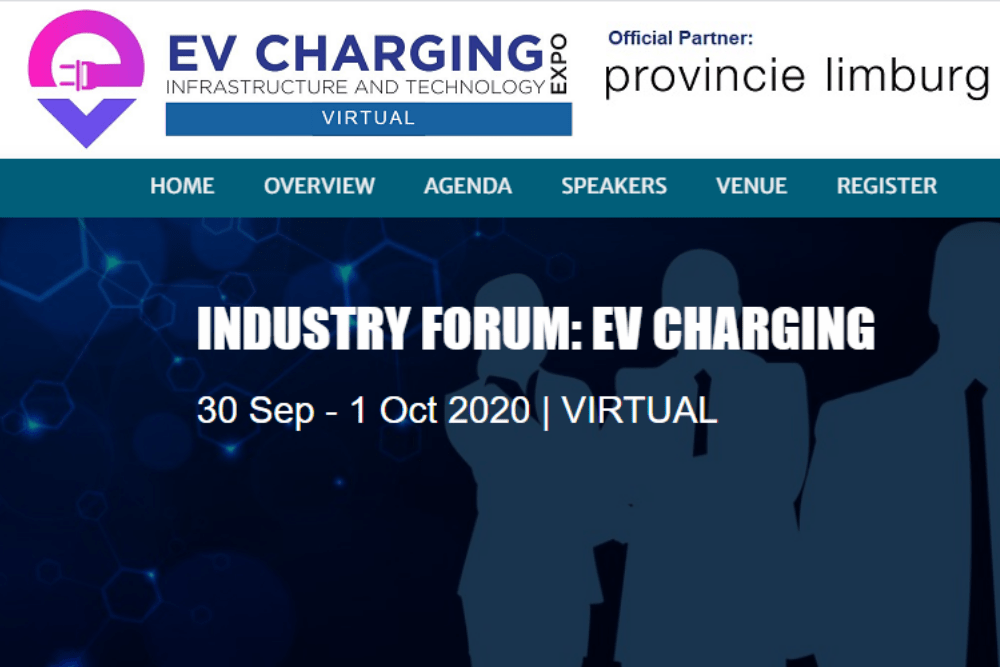eCharge4Drivers at the EV Charging Infrastructure and Technology Expo