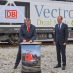Siemens Mobility and DB Cargo conclude framework agreement for 400 Vectron dual-mode locomotives
