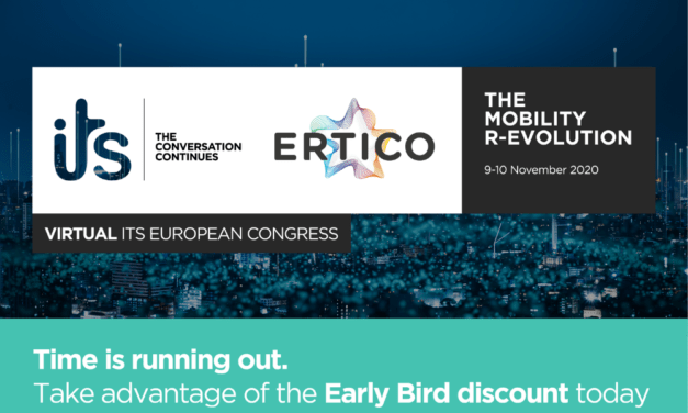 New, resilient, green and visionary: Join ERTICO's Virtual ITS European Congress