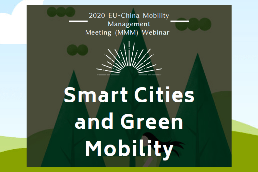 EU and China discuss a shared vision on Smart Cities and Green Mobility