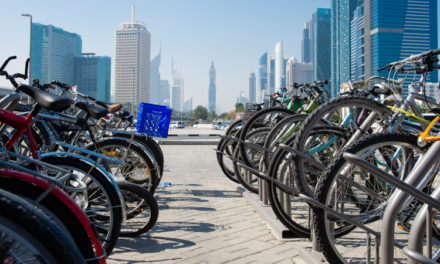Dubai RTA and Police Force discuss safe cycling and e-scooter rollout
