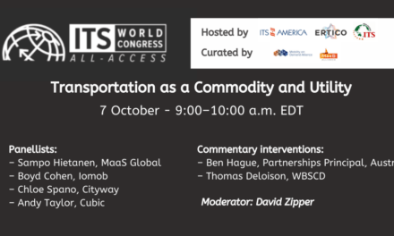 Transport as a Commodity and Utility