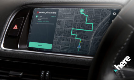 HERE integrates what3words into in-car navigation feature