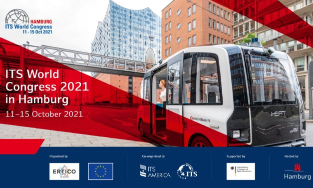 Hamburg gets moving – less than one year until the world's largest intelligent mobility convention begins
