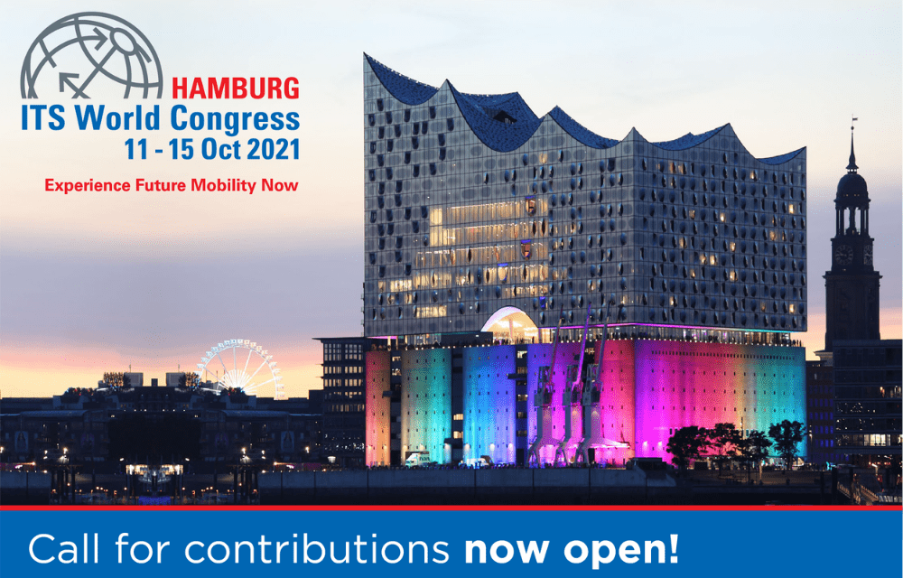ITS World Congress 2021: Experience Future Mobility Now in Hamburg