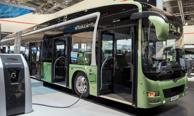 EU funds clean busses, electric charging infrastructure in France, Germany, Italy and Spain