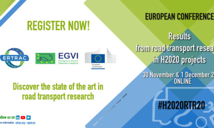 Spotlight on ERTICO innovations during H2020 Research Conference