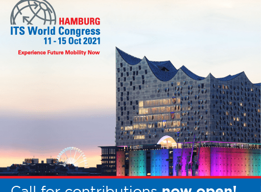 ITS World Congress 2021 in Hamburg: Call for Contributions now open