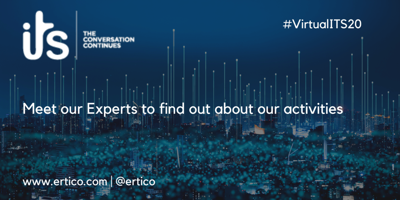 ERTICO activities showcased at the Virtual ITS European Congress 2020