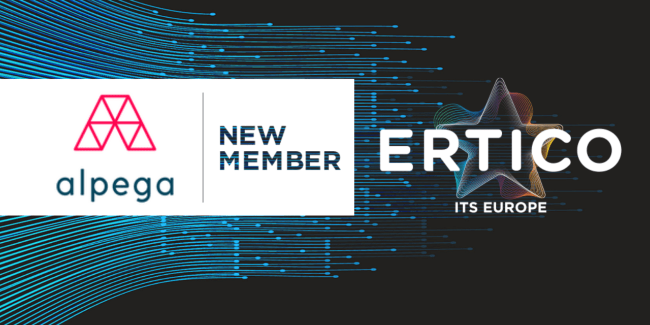 The Alpega Group joins the ERTICO Partnership