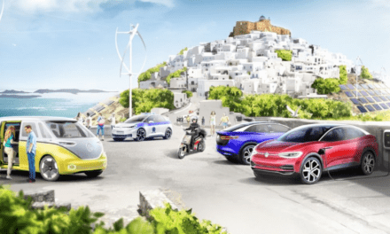 Volkswagen Group and Greece to create model island for climate-neutral mobility