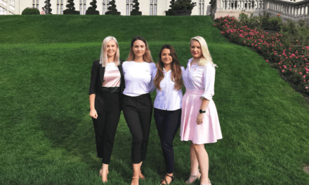 Women on the move 2020: 'Follow your dreams!' Four students show us how