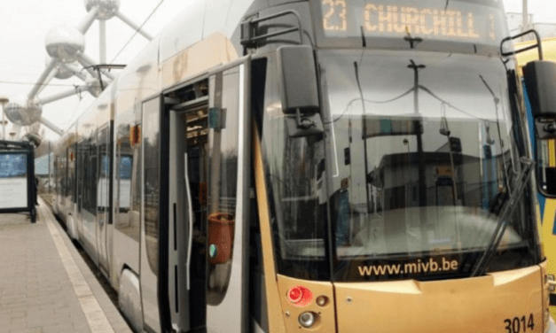 Brussels pours €1.4 billion into mobility in 2021