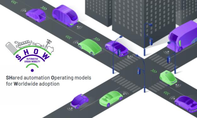 Autonomous vehicles and public transport: the future with SHOW