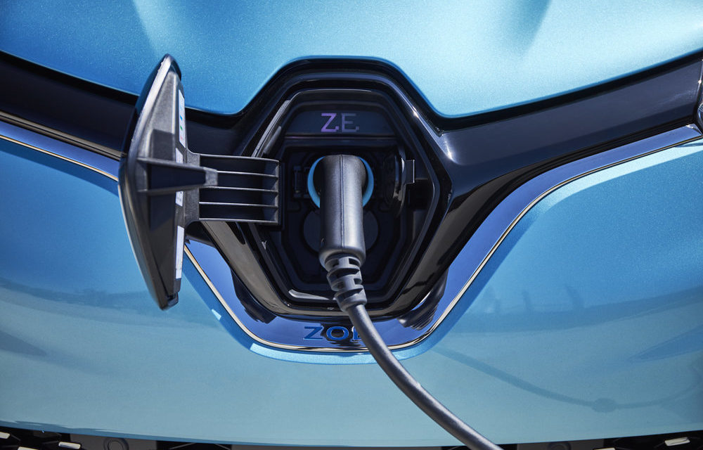 Renault sign partnership agreement to test the charging of electric vehicles