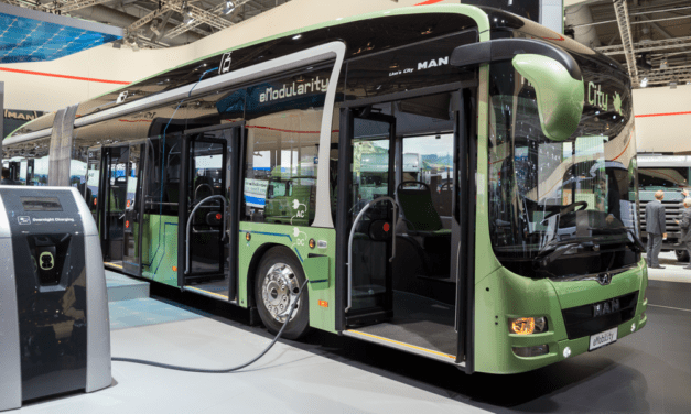 German government funds electric buses until 2024