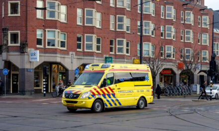 Thanks to Be-Mobile innovation Dutch ambulances are safer on the road